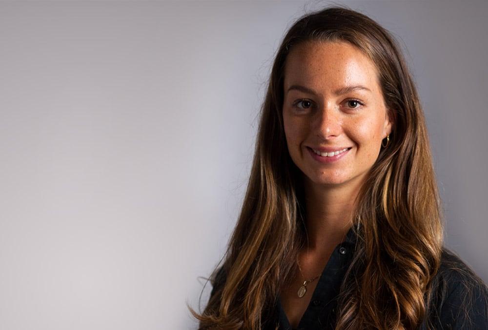 Jamy van der Ven - Junior Consultant