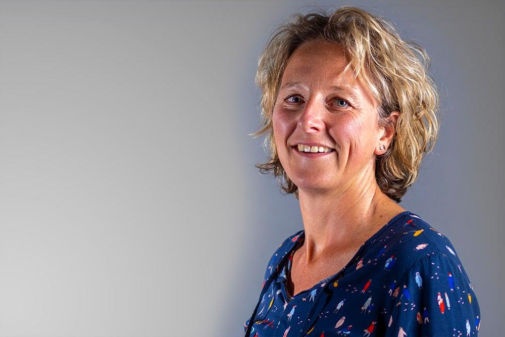 Nicole van Berkel - Senior Consultant