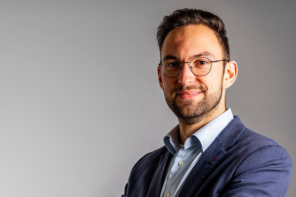 Nick van der Giesen - Consultant