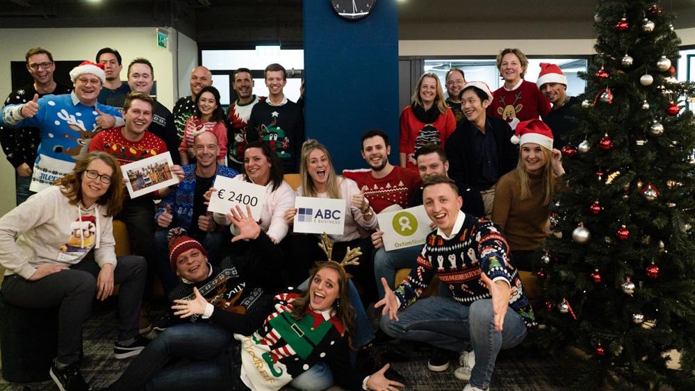 Ugly Christmas Sweater 2019-2